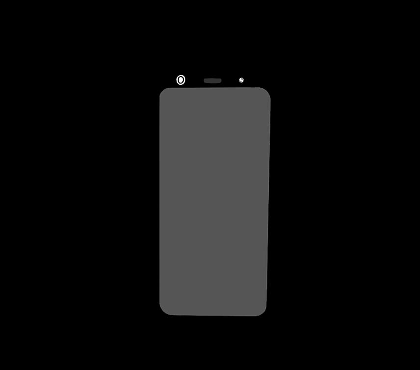 スマートフォンのイラスト1