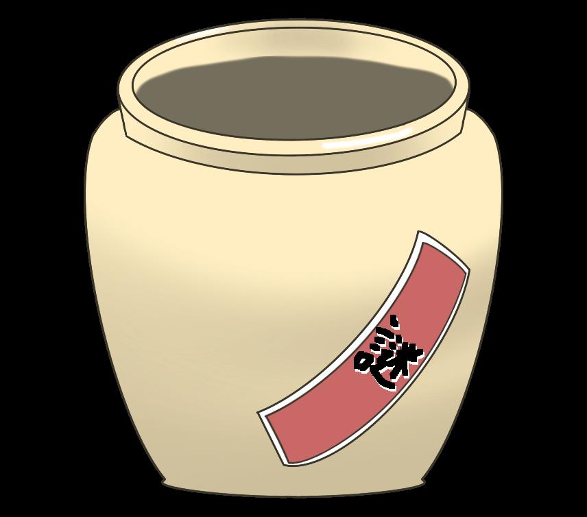謎壺(つぼ)のイラスト